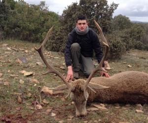 Souvenirs de chasse | Saison 2014/15 - II